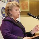 Vicepræsident Viviane Reding, EU-Kommissionen, ønsker at begrænse åbenheden i EU.